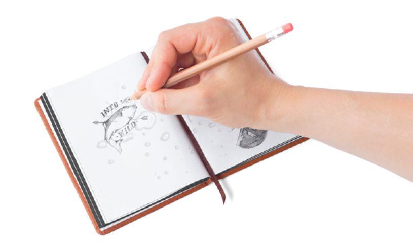 Waterproof Notebook Lifestyle