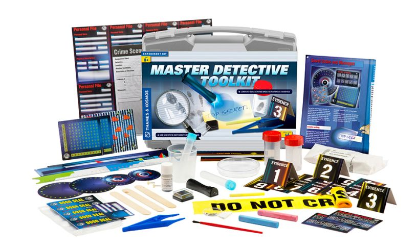 Master Detective Toolkit