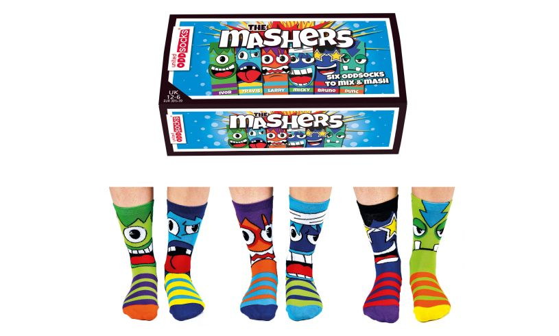 United Odd Socks The Mashers