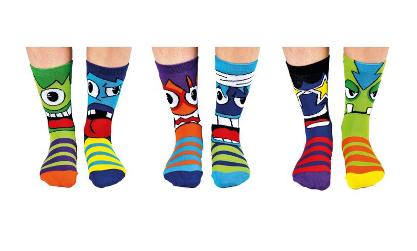 United Odd Socks The Mashers Lifestyle