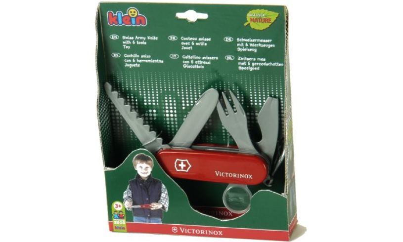 Swiss Army Knife Packaging