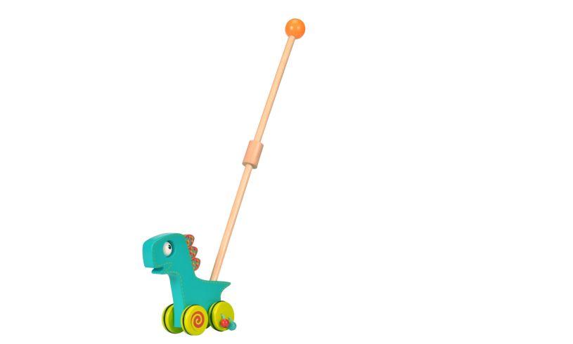 Dinosaur Push & Roll