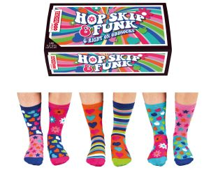 United Odd Socks Hop Skip & Funk