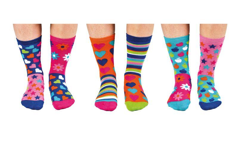 Hop Skip & Funk Odd Socks Lifestyle