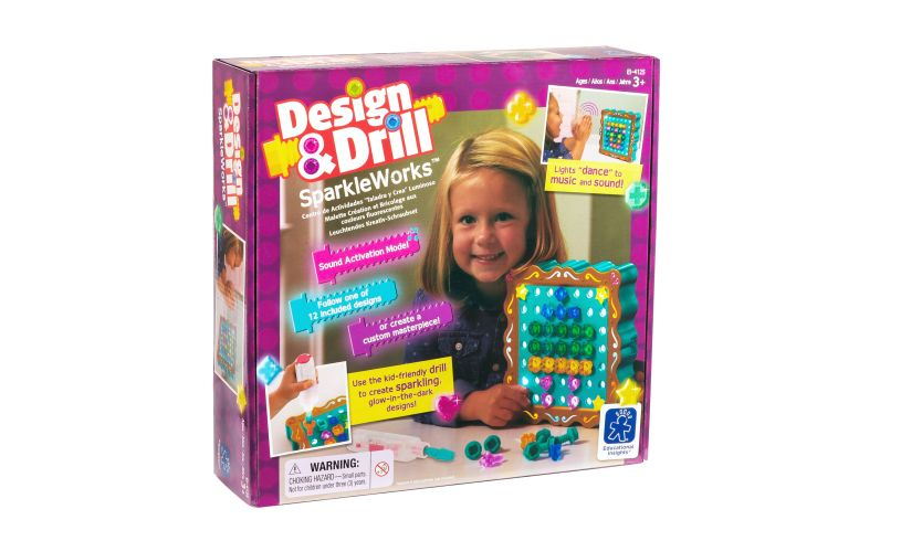 Sparkleworks - Design & Drill Box