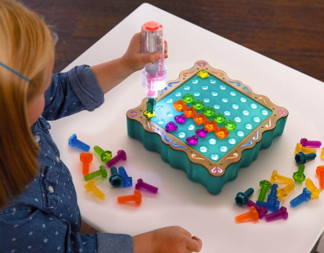 Learning Resources Sparkleworks - Design & Drill