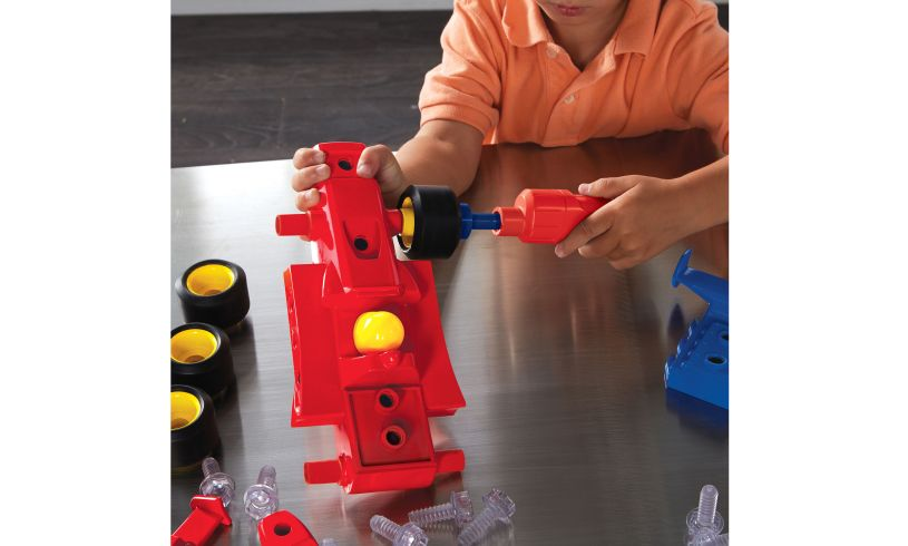 Power Play Race Car - Design & Drill Lifestyle