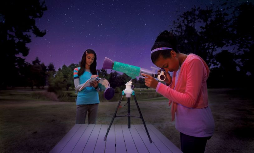 Moonscope & Sky Gazers Activity Journal Lifestyle