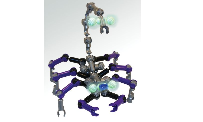 Alex Brands Creepy Glow Creatures