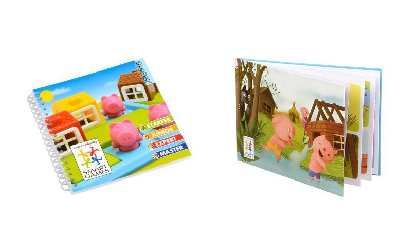 Three Little Piggies Books
