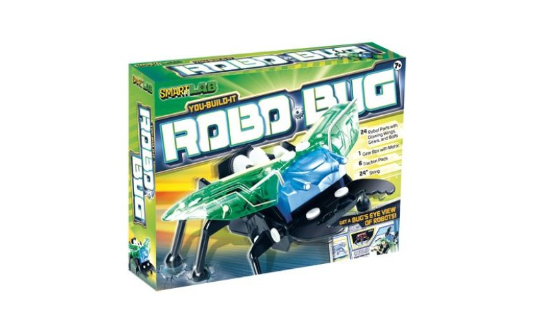 Smart Lab Robo Bug Box