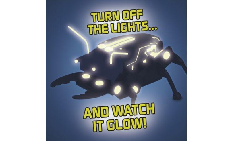 Smart Lab Robo Bug Glowing
