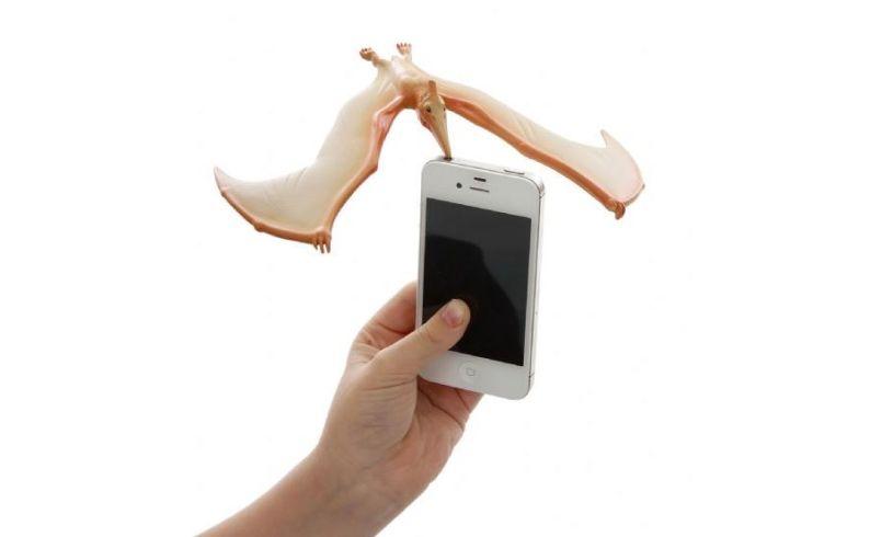 iPhone Amazing Balancing Pteranodon