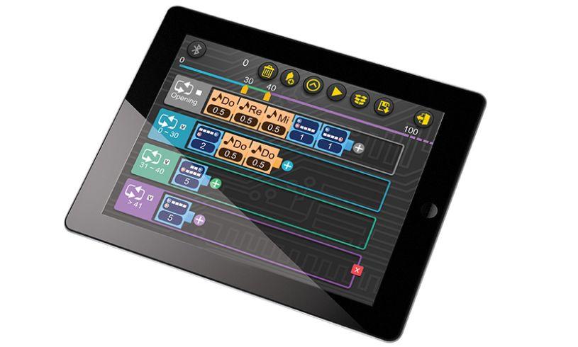 Robotics Smart Machines Tablet
