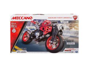 Ducati Monster 1200 Meccano