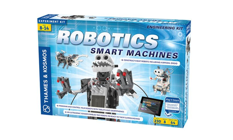 Thames and Kosmos Robotics Smart Machines