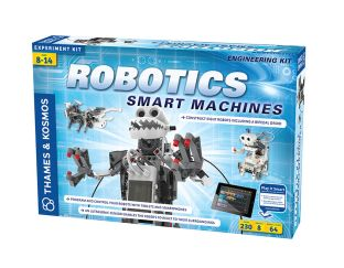Thames and Kosmos Robotics Smart Machines