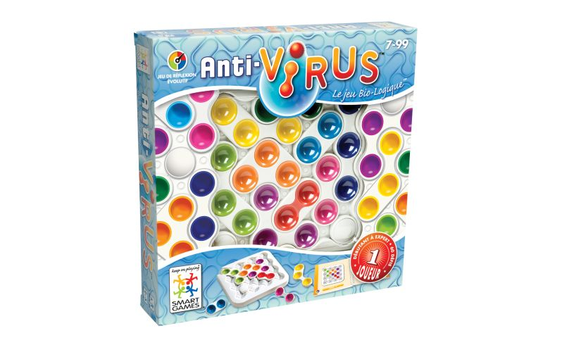 Anti-virus - the biological game