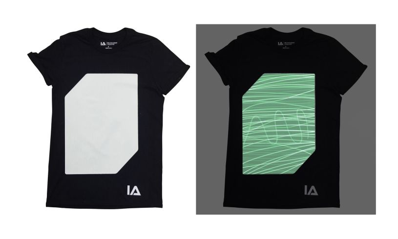 Black T-Shirt Light & Dark