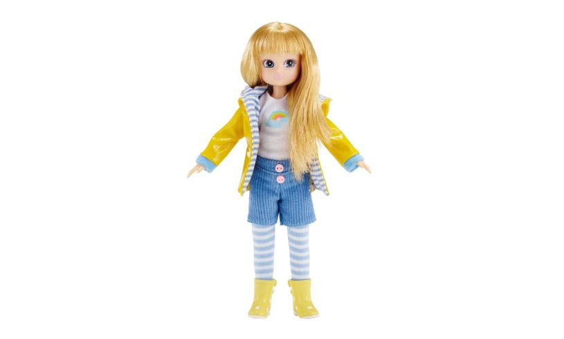 Lottie Doll Muddy Puddles