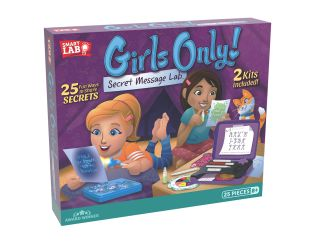 Smart Lab Secret Message Lab - Girls Only!
