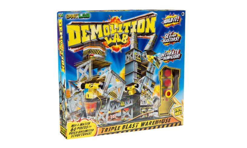 Smart Lab Demolition Lab Box