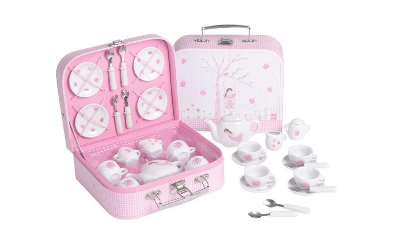 Floss and Rock Fairy Princess 15 Piece Tea Set