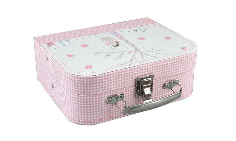 Fairy Princess Tea Set Carry Case