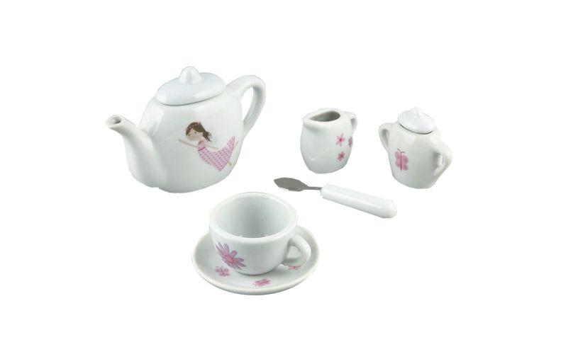 FLoss and Rock Fairy Princess Tea Set