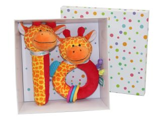 Fiesta Giraffe Baby Gift Set