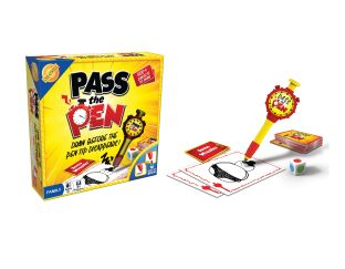Cheatwell Games Pass the Pen