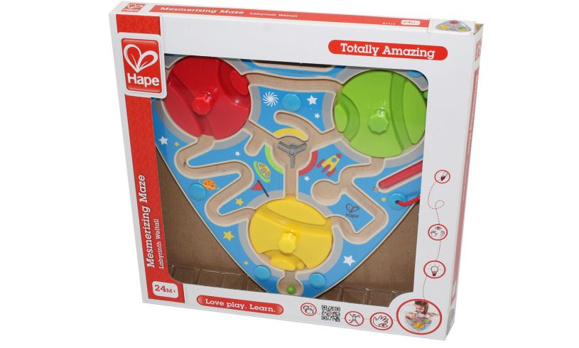 Hape Mesmerizing Maze Box