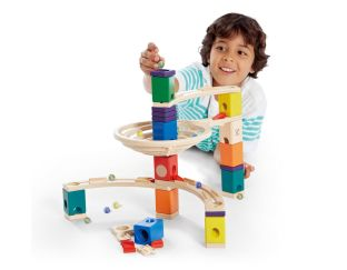 The Roundabout Marble Run Hape