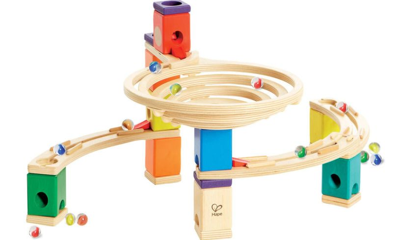 Hape The Roundabout Marble Run