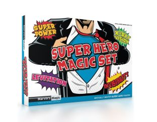 Super Hero Magic Set - Marvin's Magic