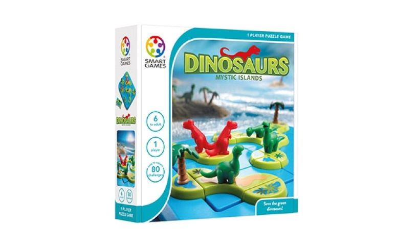 Dinosaurs Mystic Islands Box