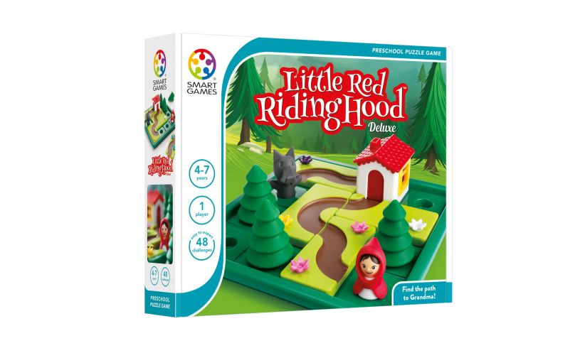 Smart Games Little Red Riding Hood Box
