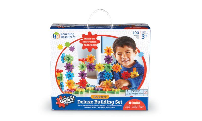 Deluxe Building Set - 96 Pieces Box