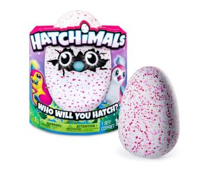 Spinmaster Pink Hatchimal