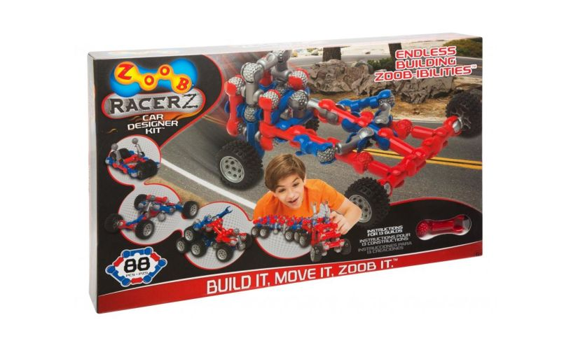 Zoob Car Designer Kit Box