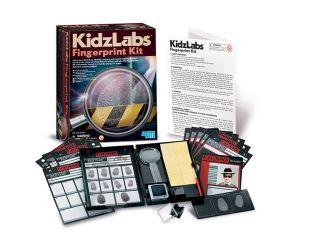 Kidzlabs Detective Fingerprint Kit