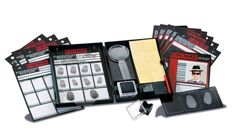 Detective Fingerprint Kit Contents