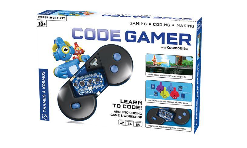 Thames and Kosmos Code Gamer