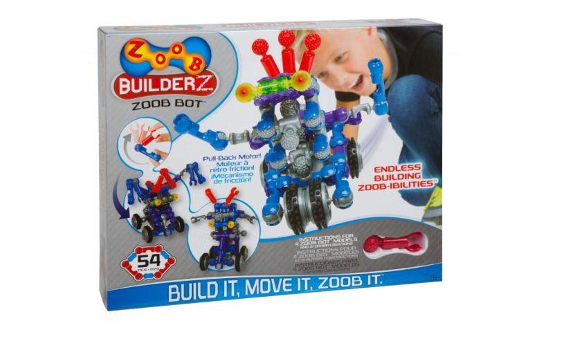 Builderz Zoob Bot