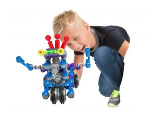 Alex Brands Builderz Zoob Bot 54 piece set