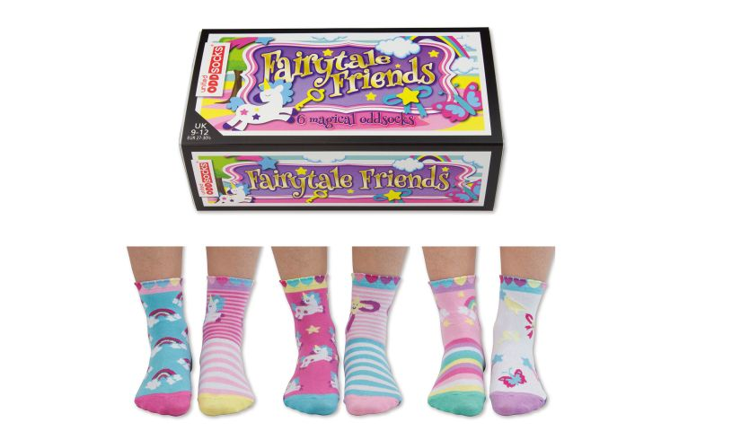 Fairytale Friends - Six Odd Socks