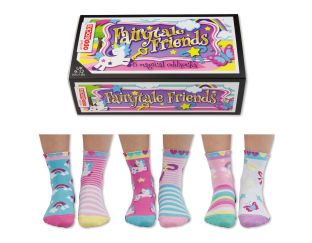 Fairytale Friends - Six Odd Socks