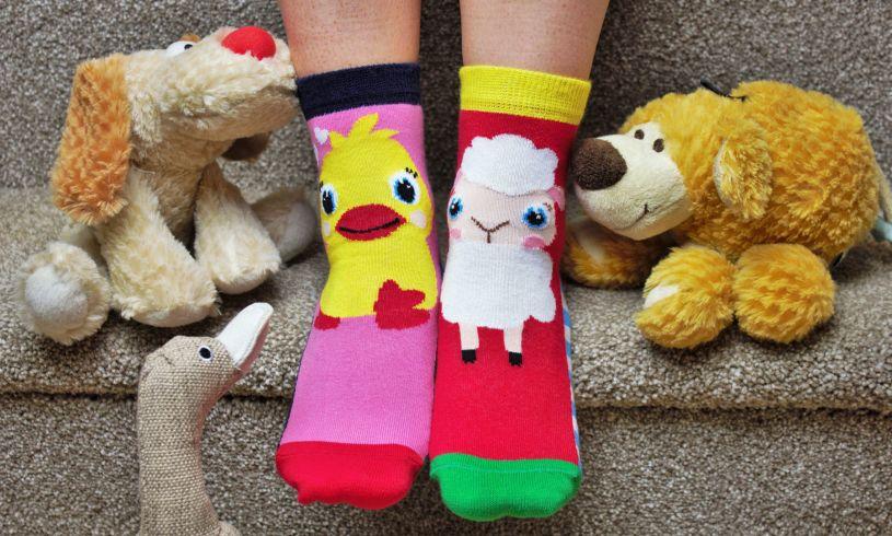 Pen PalsUnited Odd Socks Lifestyle