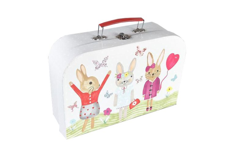 Floss & Rock Bunny Tea Set