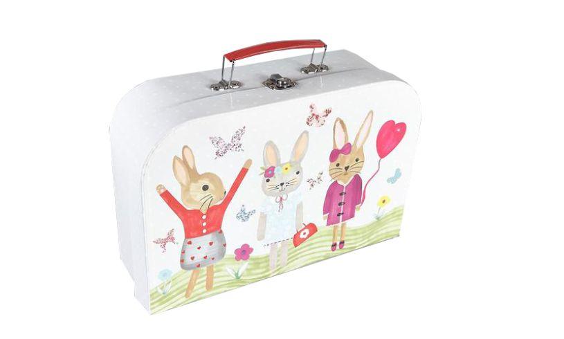Floss & Rock Bunny Tea Set Case